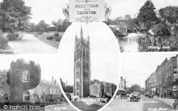 Taunton, Composite c.1920