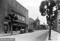 Corporation Street 1935, Taunton
