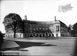 County Hall 1938, Taunton