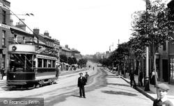 East Reach 1902, Taunton