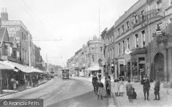 Taunton, East Street 1906
