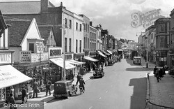 East Street c.1950, Taunton