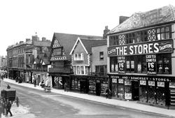 Fore Street 1902, Taunton