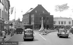 Fore Street c.1955, Taunton