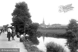 French Weir 1906, Taunton
