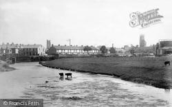 From Bridge 1897, Taunton