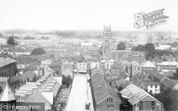 Taunton, General View 1894