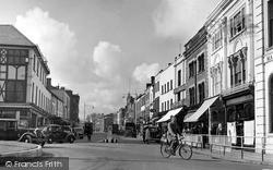 High Street c.1940, Taunton