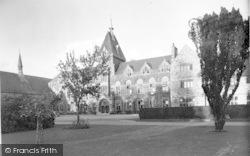 Taunton, King's College c.1955