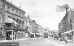 Taunton, North Street 1902