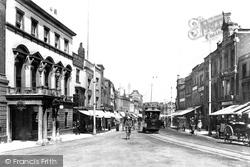 North Street 1906, Taunton