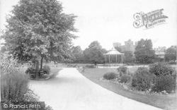 Taunton, Park 1902