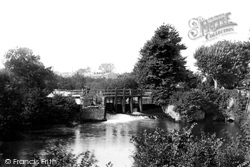 Taunton, Priory Lock 1888