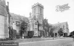 Taunton, Queen's College c.1950