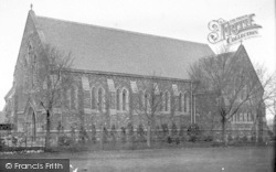 Taunton, School Chapel 1906