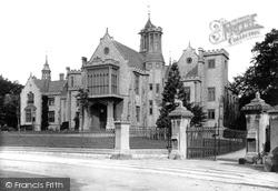 Shire Hall 1894, Taunton