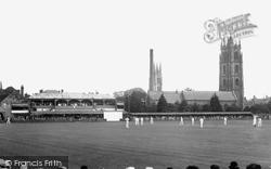 Somerset County Cricket Ground 1902, Taunton
