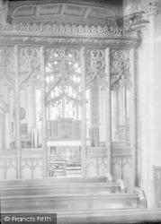 Taunton, St Andrew's Chapel, St Mary Magdalene Church 1888