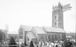 Taunton, St James' Church 1888
