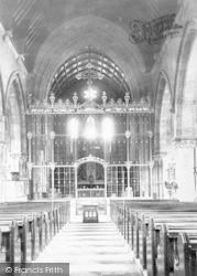Taunton, St John's Church Screen 1894