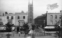St Mary Magdalene's Church 1888, Taunton