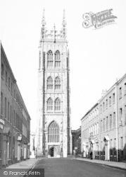 Taunton, St Mary's Church c.1960