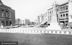 Taunton, Station Road c.1960