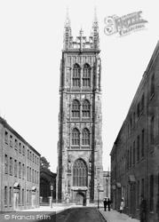 The Church Of St Mary Magdalene 1888, Taunton