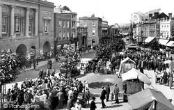 The Market 1925, Taunton