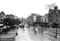 The Parade 1923, Taunton