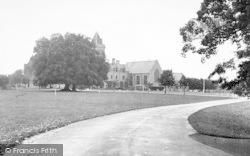 Taunton, The School c.1955