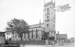 Taunton, Trinity Church 1902