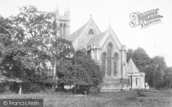 Taunton, Trinity Church 1906