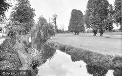 Taunton, Vivary Park c.1939