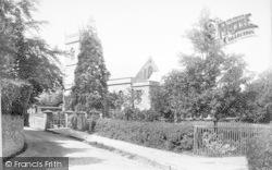 Taunton, Wilton Church 1897