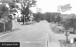 Taverham, Fakenham Road c.1960