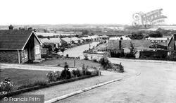 Taverham, Penn Road c.1960