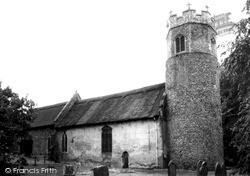 Taverham, St Edmund's Church c.1960