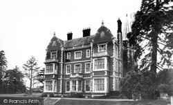 Taverham, Taverham Hall c.1955