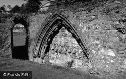 Tavistock, Abbey 1958