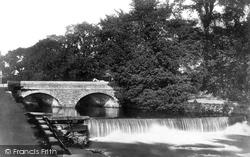 Tavistock, Abbey Bridge c.1875