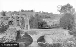 Tavistock, Abbey Bridge c.1955