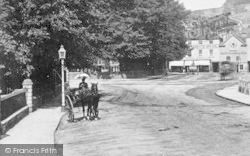 Tavistock, Abbey Place 1890