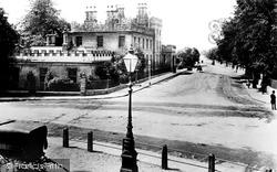Tavistock, Bedford Hotel 1893