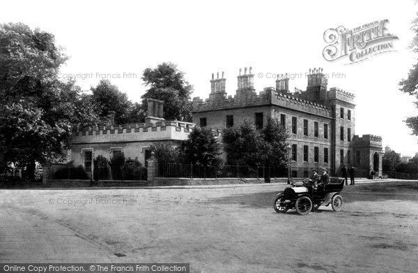 Photo of Tavistock, Bedford Hotel 1898
