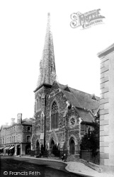 Tavistock, Congregational Church 1898