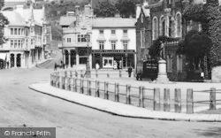 Tavistock, Drake Road 1910