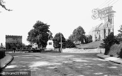 Tavistock, Drake's Statue 1934