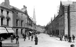 Tavistock, Duke Street 1890