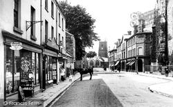Tavistock, Duke Street 1910